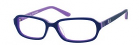 Juicy Couture Juicy 906 Eyeglasses Eyeglasses - 0RD8 Dark Teal Purple