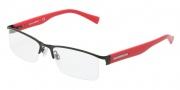 Dolce & Gabbana DG1239 Eyeglasses Eyeglasses - 1178 Matte Black / Demo Lens