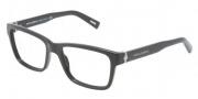 Dolce & Gabbana DG3130 Eyeglasses Eyeglasses - 501 Black / Demo Lens