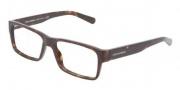 Dolce & Gabbana DG3132 Eyeglasses Eyeglasses - 502 Havana / Demo Lens