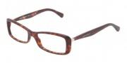 Dolce & Gabbana DG3139 Eyeglasses Eyeglasses - 2587 Havana / Demo Lens