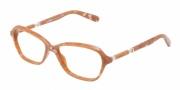 Dolce & Gabbana DG3145 Eyeglasses Eyeglasses - 2685 Camel Marble / Demo Lens