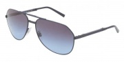 Dolce & Gabbana DG2106 Sunglasses Sunglasses - 11608F Matte Blue / Grey Blue Gradient