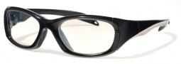 Liberty Sport Morpheus ll Eyeglasses Eyeglasses - Shiny Black / Silver Stripe #1