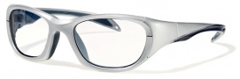 Liberty Sport Morpheus ll Eyeglasses Eyeglasses - Shiny Silver / Navy Blue Pearl Stripe #3