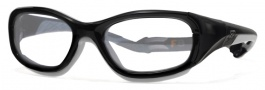Liberty Sport Slam XL Eyeglasses  Eyeglasses - Shiny Black / Grey #210