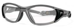 Liberty Sport Velocity Eyeglasses Eyeglasses - Shiny Gunmetal / Satin Black #373