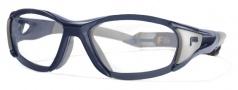 Liberty Sport Velocity Eyeglasses Eyeglasses - Shiny Navy Blue / Satin Gunmetal #644