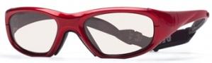 Liberty Sport Rec Specs Maxx-20 Eyeglasses - Crimson / Black # 1