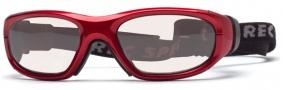 Liberty Sport Rec Specs Maxx-21 Eyeglasses Eyeglasses - Crimson / Black K#1