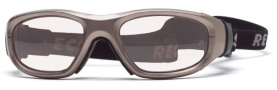 Liberty Sport Rec Specs Maxx-21 Eyeglasses Eyeglasses - Metallic Light Brown #4