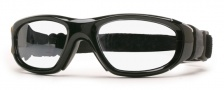 Liberty Sport Rec Specs Maxx-21 Eyeglasses Eyeglasses - Shiny Black #5