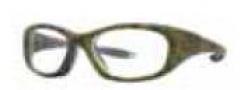 Liberty Sport Rec Specs Maxx-30 Eyeglasses Eyeglasses - Green Camo # 540