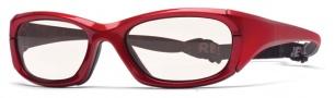 Liberty Sport Rec Specs Maxx-30 Eyeglasses Eyeglasses - Crimson / Black K #1