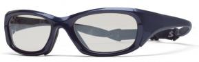 Liberty Sport Rec Specs Maxx-30 Eyeglasses Eyeglasses - Shiny Navy / Black #2