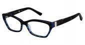 Ogi Eyewear 9070 Eyeglasses  Eyeglasses - 1279 Blue Marble Demi