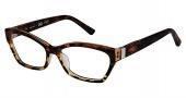 Ogi Eyewear 9070 Eyeglasses  Eyeglasses - 1280 Yellow Marble Demi