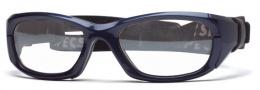 Liberty Sport Rec Specs Maxx-31 Eyeglasses Eyeglasses - Shiny Navy / Black #2