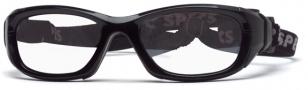 Liberty Sport Rec Specs Maxx-31 Eyeglasses Eyeglasses - Shiny Black #4