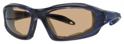 Liberty Sport Torque I Sunglasses Sunglasses - Translucent Blue w/ Brown Lens #3