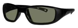 Liberty Sport Glide Sunglasses  Sunglasses - Shiny Black w/ Ultimate Play Lens #203