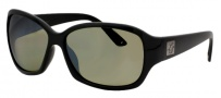 Liberty Sport Bayou Sunglasses Sunglasses - Shiny Black w/ Ultimate Play Lens #203