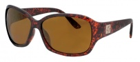 Liberty Sport Bayou Sunglasses Sunglasses - Tortoise / Flame w/ Ultimate Outdoor Lens #902