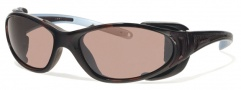 Liberty Sport Chopper 2 Sunglasses Sunglasses - Tortoise / Skyblue w/ Ultimate Driver Lens #951