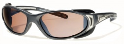 Liberty Sport Chopper Sunglasses Sunglasses - Shiny Grey / Shiny Silver w/ Ultimate Driver Lens #320