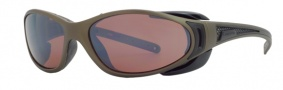 Liberty Sport Chopper Sunglasses Sunglasses - Army Green / Matte Black w/ Ultimate Driver Lens