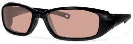 Liberty Sport Rider Sunglasses Sunglasses - Shiny Black w/ Ultimate Driver Lens #203