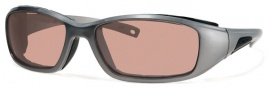 Liberty Sport Rider Sunglasses Sunglasses - Shiny Gunmetal w/ Ultimate Driver Lens #370