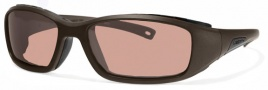 Liberty Sport Rider Sunglasses Sunglasses - Satin Burnt Bronze w/ Ultimate Driver Lens #831