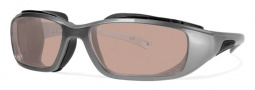 Liberty Sport Rider Dry Eye Sunglasses Sunglasses - Shiny Gunmetal w/ Ultimate Driver Lens #370