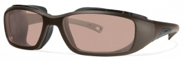 Liberty Sport Rider Dry Eye Sunglasses Sunglasses - Satin Burnt Bronze w/ Ultimate Driver Lens #831