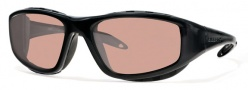 Liberty Sport Trailblazer Dry Eye Sunglasses Sunglasses - Translucent Black w/ Ultimate Driver Lens #207