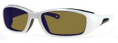 Liberty Sport Snowrider Sunglasses Sunglasses - Pearl White w/ Ultimate Snow Lens #110