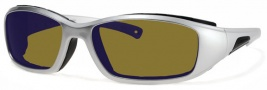 Liberty Sport Snowrider Sunglasses Sunglasses - Shiny Chrome w/ Ultimate Snow Lens #401