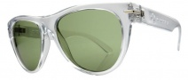 Electric Arcolux Sunglasses Sunglasses - Titanium / Bottle Green