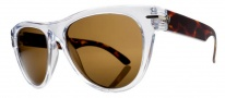 Electric Arcolux Sunglasses Sunglasses - Tortoise Crystal / Melanin Bronze