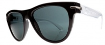 Electric Arcolux Sunglasses Sunglasses - Crystal Black / Melanin Grey