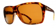 Electric Capt. Ahab Sunglasses Sunglasses - Tortoise Shell / Bronze Polarized Level I