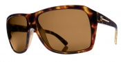 Electric Capt. Ahab Sunglasses Sunglasses - Matte Tortoise Shell / Bronze