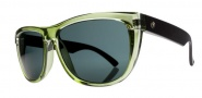 Electric Flip Side Sunglasses Sunglasses - Jade / Melanin Grey