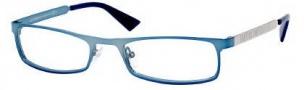 Emporio Armani 9726 (ARP 52) Eyeglasses Eyeglasses - 0ARP Azure Palladium