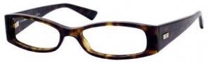 Emporio Armani 9835 (00 51) Eyeglasses Eyeglasses - 0086 Dark Havana