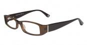 Michael Kors MK232 Eyeglasses Eyeglasses - 201 Coffee