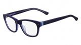 Michael Kors MK287 Eyeglasses Eyeglasses - 414 Navy