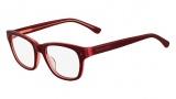 Michael Kors MK287 Eyeglasses Eyeglasses - 612 Crimson