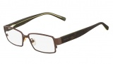 Michael Kors MK337M Eyeglasses Eyeglasses - 210 Brown